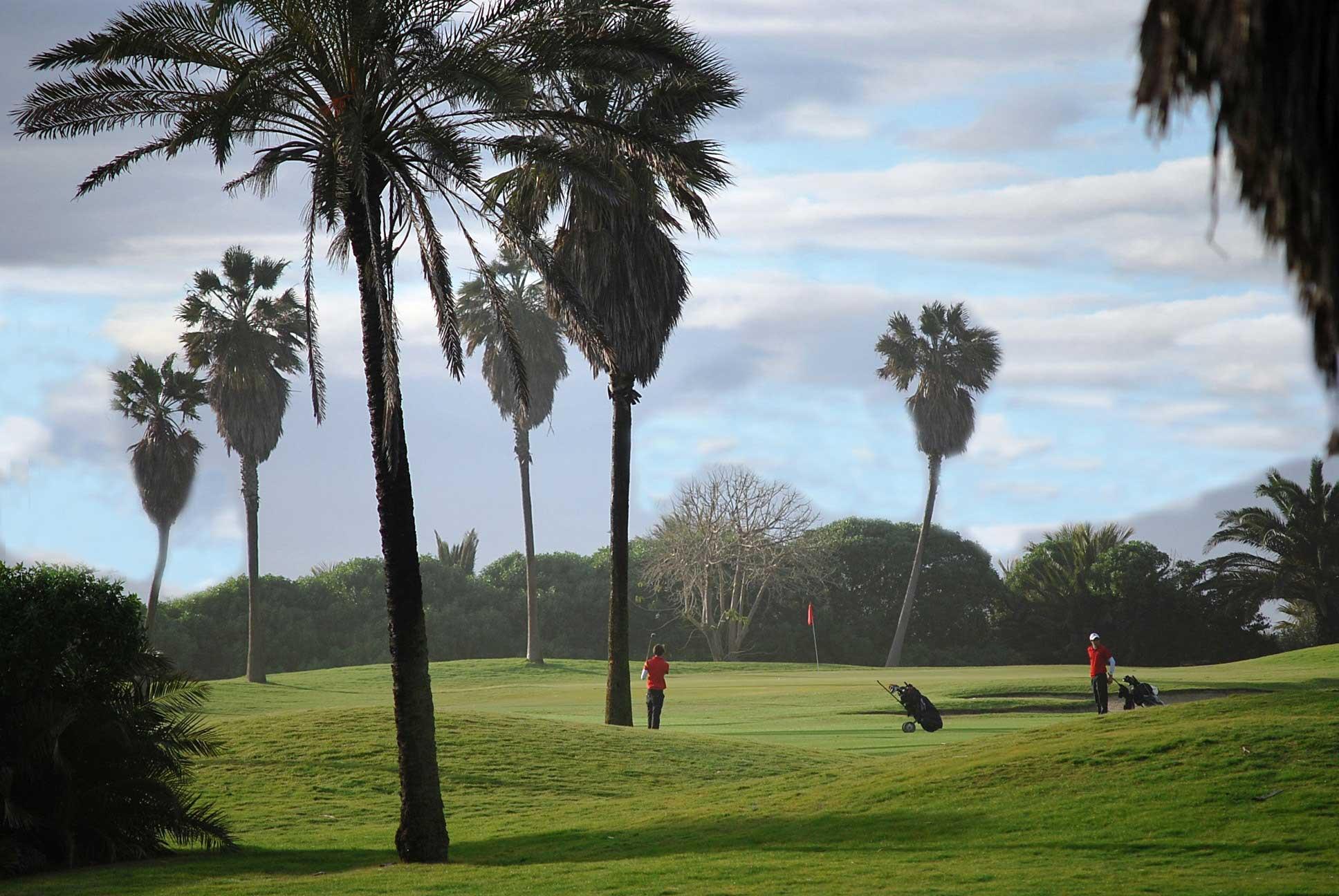 Disfruta del golf con los cinco sentidos