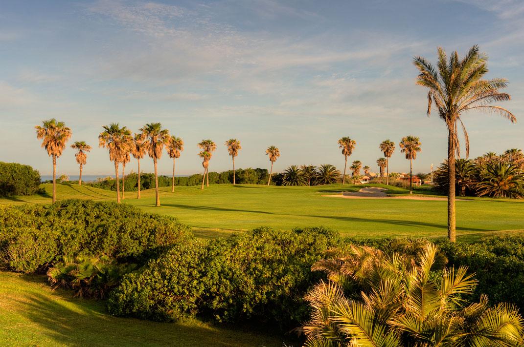 Golf y luz en cada estación del año